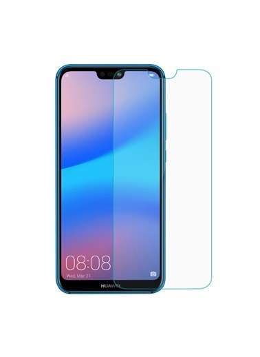 Microsonic Huawei P20 Lite Nano Cam Ekran koruyucu Kırılmaz film Renksiz